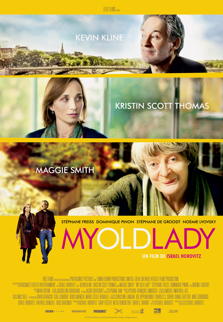 My-Old-Lady-Affiche