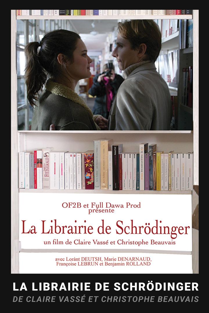 LA LIBRAIRIE DE SCHRÖDINGER