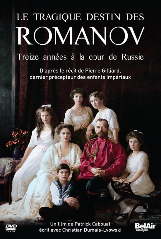 le tragique destin des Romanov_affiche 2