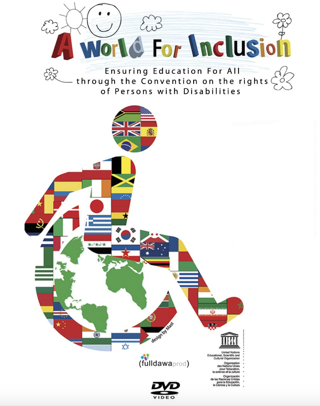 a world for inclusion_poster